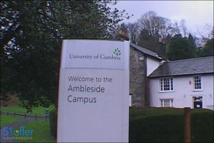哥比亚大学校园环境_University of Cumbria校园环境照片-中英网UKER.net