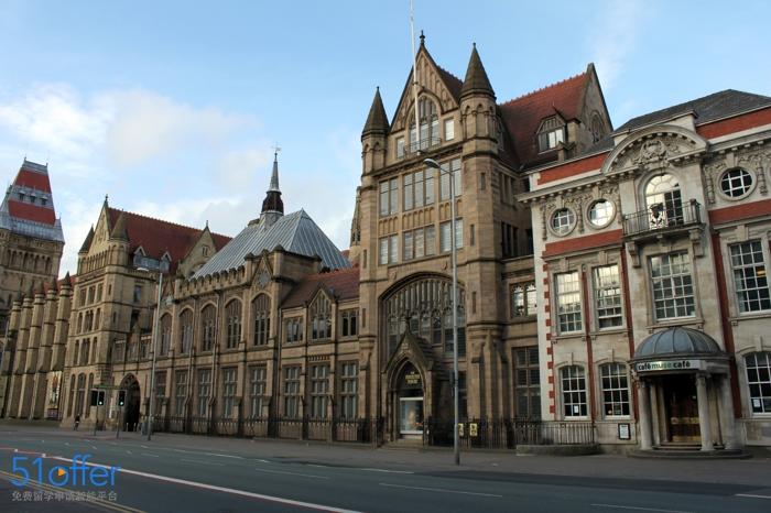 曼彻斯特大学校园环境_University of Manchester校园环境照片-中英网UKER.net