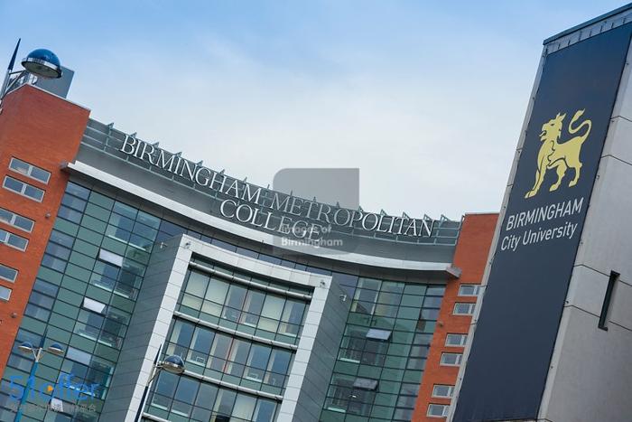 伯明翰城市大学_Birmingham City University照片-中英网UKER.net