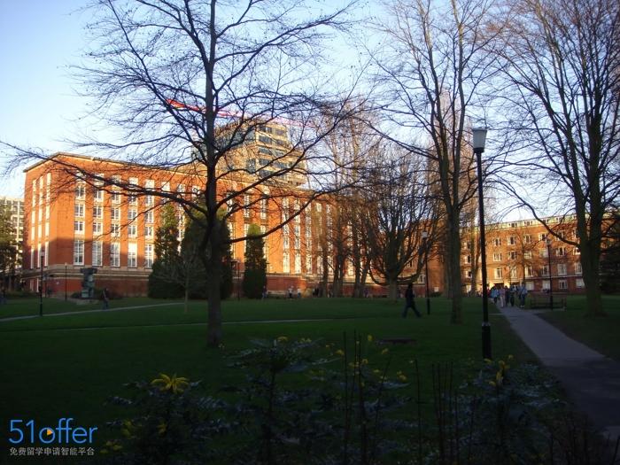 伯明翰大学校园环境_University of Birmingham校园环境照片-中英网UKER.net