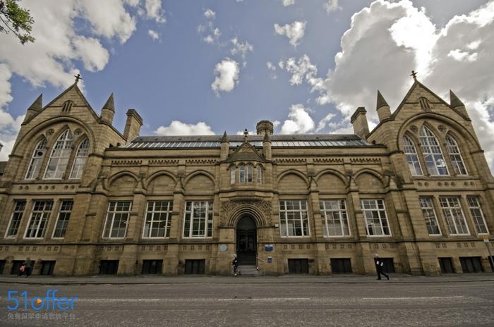 曼彻斯特城市大学艺术学院_Manchester Metropolitan University艺术学院照片-中英网UKER.net