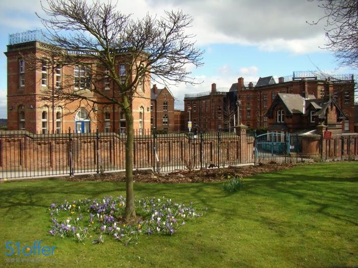 谢菲尔德大学法学院_University of Sheffield法学院照片-中英网UKER.net