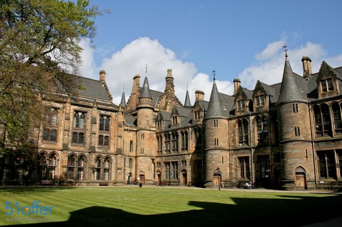 格拉斯哥大学_英国格拉斯哥大学_University of Glasgow-中英网UKER.net