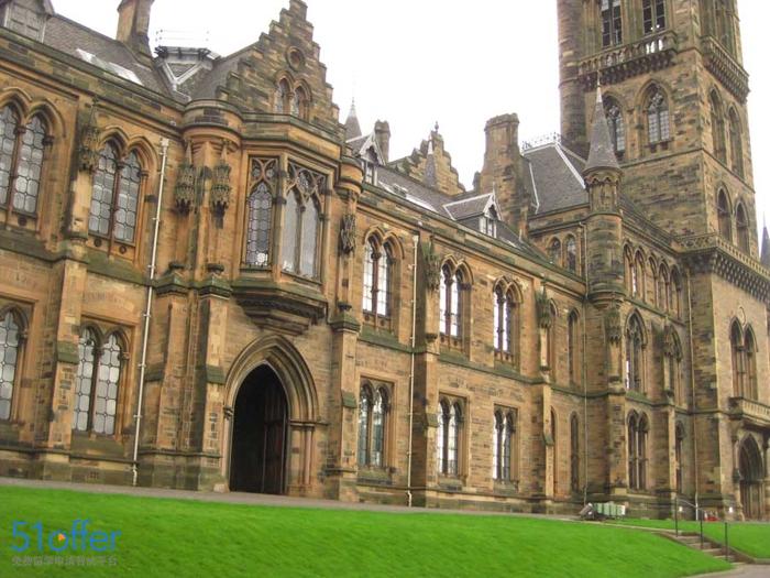 格拉斯哥大学校园环境_University of Glasgow校园环境照片-中英网UKER.net