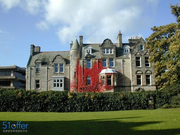 圣安德鲁斯大学大学学院_University of St Andrews大学学院照片-中英网UKER.net