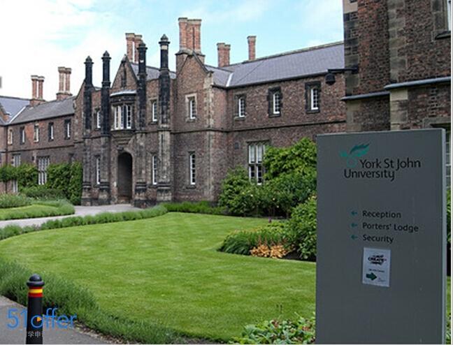 约克圣约翰大学_英国约克圣约翰大学_York St John University-中英网UKER.net