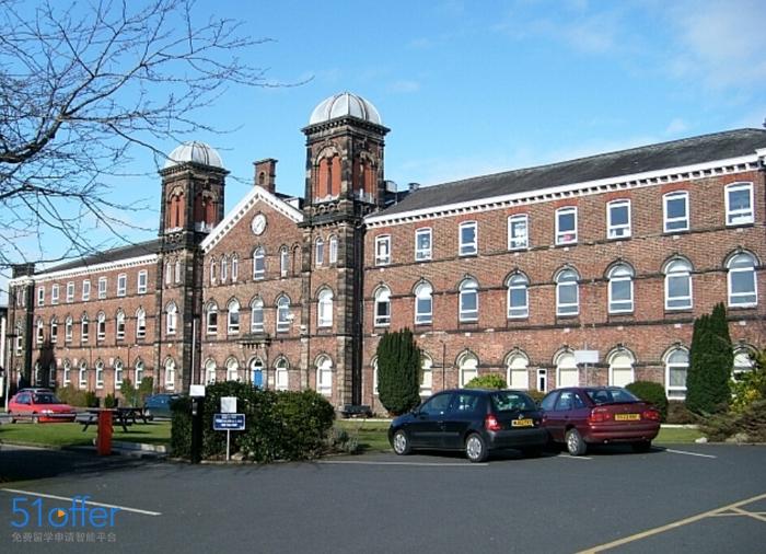 哥比亚大学_University of Cumbria照片-中英网UKER.net