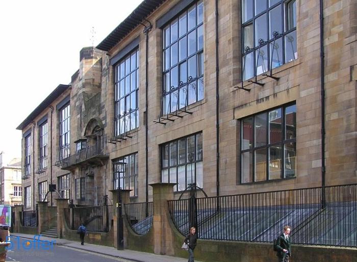 格拉斯哥大学艺术学院_University of Glasgow艺术学院照片-中英网UKER.net