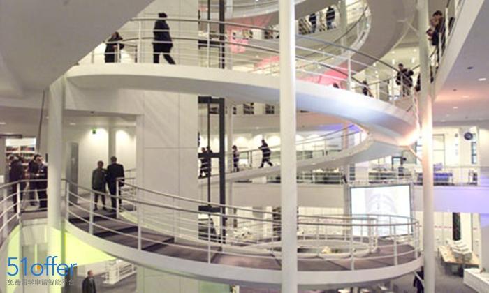 伦敦政治经济学院校园环境_London School of Economics and Political Science校园环境照片-中英网UKER.net