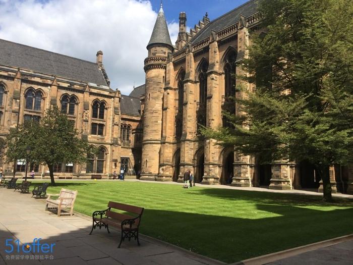 格拉斯哥大学_University of Glasgow照片-中英网UKER.net