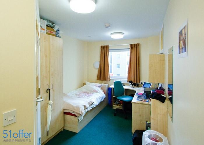 宿舍房间设计图卧室图片展示