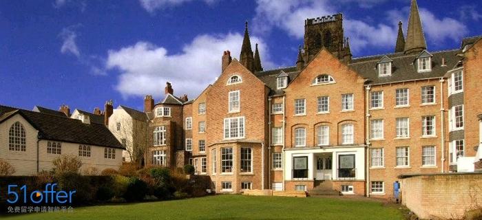 杜伦大学校园环境_Durham University校园环境照片-中英网UKER.net