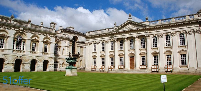 剑桥大学校园环境_University of Cambridge校园环境照片-中英网UKER.net