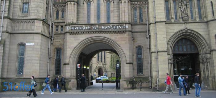 曼彻斯特大学_University of Manchester照片-中英网UKER.net