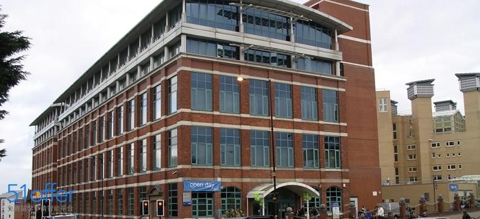 考文垂大学校园环境_Coventry University校园环境照片-中英网UKER.net