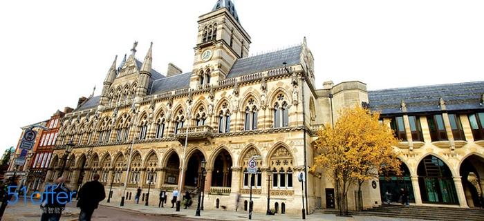 北安普顿大学_University of Northampton照片-中英网UKER.net