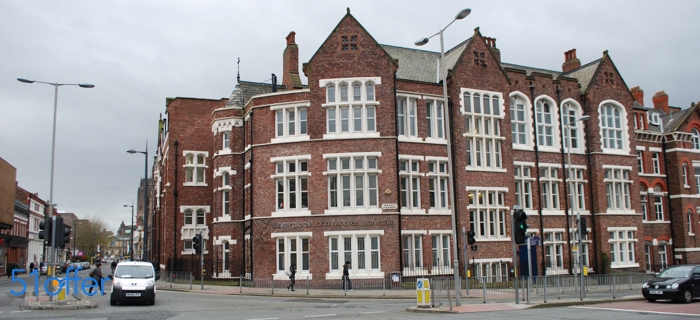 利物浦约翰摩尔大学_Liverpool John Moores University照片-中英网UKER.net
