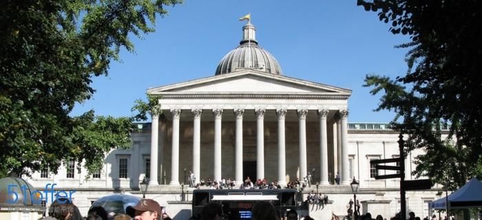 伦敦大学学院校园环境_University College London校园环境照片-中英网UKER.net