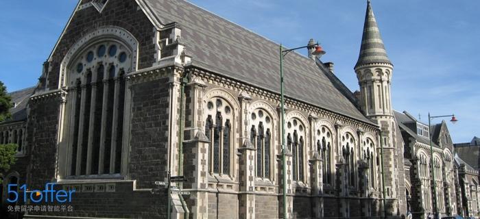 坎特伯雷大学校园环境_Canterbury Christ Church University校园环境照片-中英网UKER.net