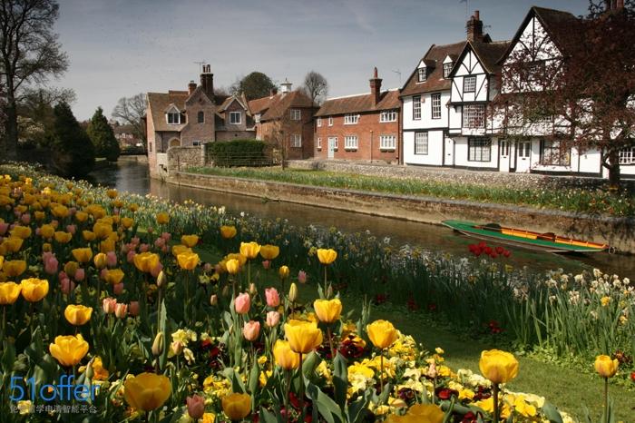肯特大学校园环境_University of Kent校园环境照片-中英网UKER.net